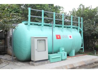 Bồn hợp khối xử lý nước thải CUV- Jokaso