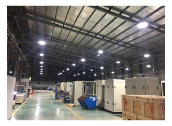 Đèn Led Highbay Chiếu Sáng Nhà Xưởng Có An Toàn Không?