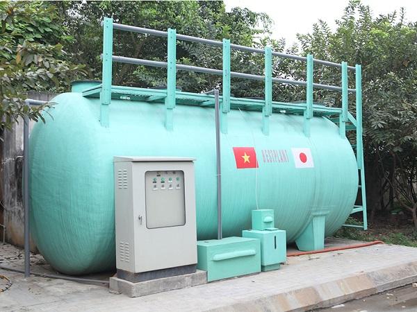 Trọn bộ thiết bị xử lý nước