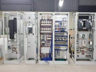 Trọn bộ tủ điện, tủ điều khiển