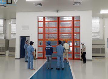 Kỹ sư thiết kế hệ thống thông gió – xử lý khí thải