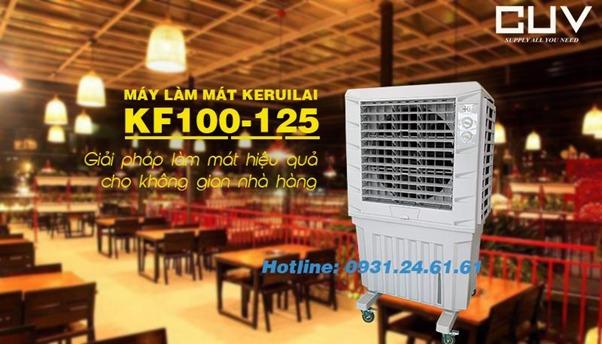 Ưu điểm của máy làm mát hơi nước di động Keruilai KF100