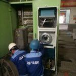 Máy lạnh tủ điện Dindan giải pháp tối ưu cho nhà máy