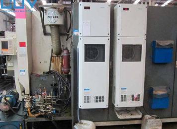 Hoạt động của máy làm mát tủ điện Dindan